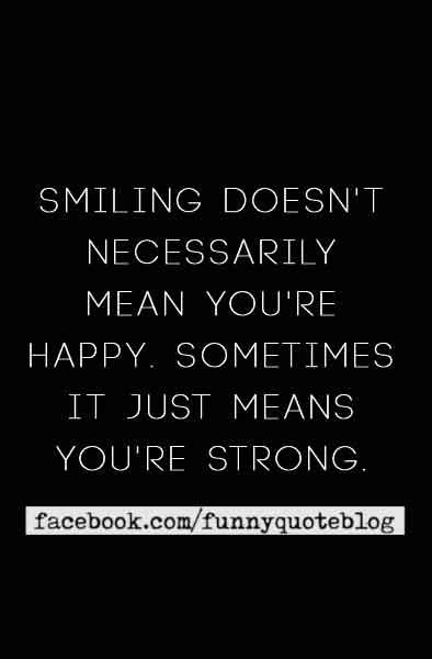 happy smile quotes