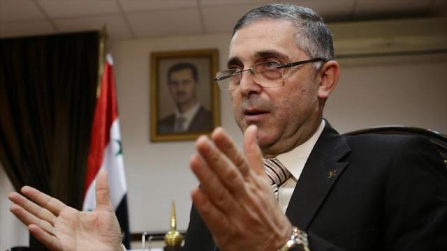 """Siria refuta acusaciones de EEUU sobre un """"nuevo"""" ataque químico"""