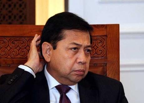 Walau Sudah Ditetapkan sebagai Tersangka Kasus e-KTP, KPK Belum Tahan Setya Novanto