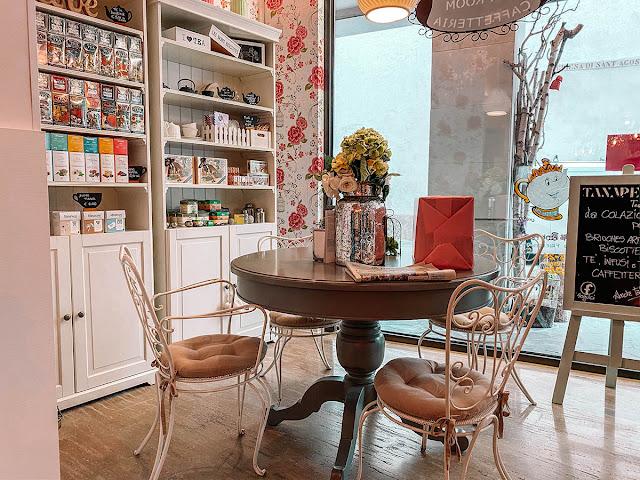 Tanapertè Tea Room