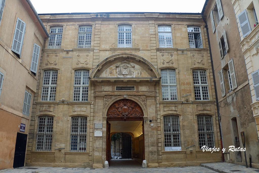 Museo de los tapices, Aix en Provence