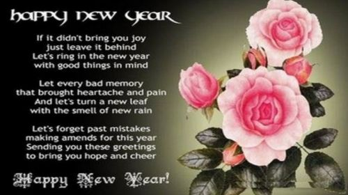 Happy New Year 2020 Shayari, Happy New Year Shayari