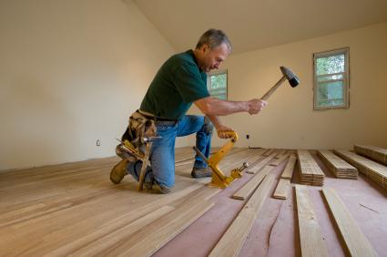 Hardwood Floor Refinishing Services