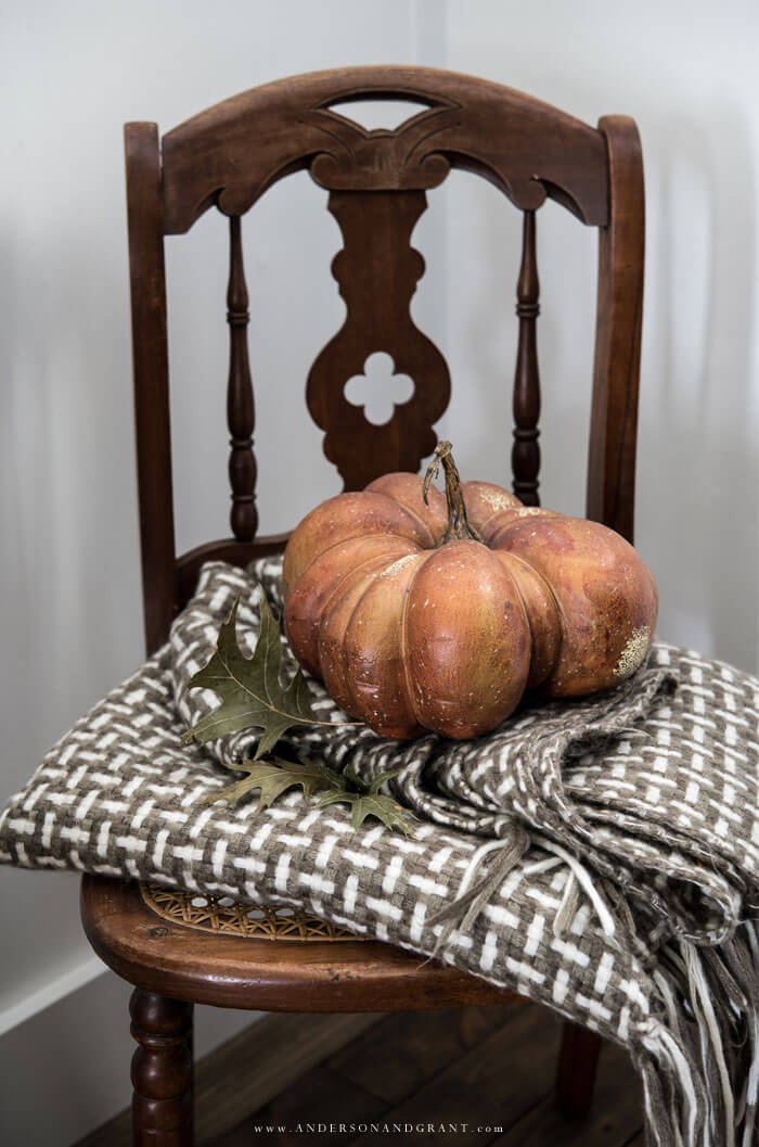 Simple ideas for adding personality and warmth to your fall home.