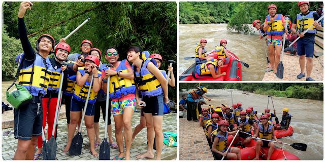 Rafting+Muara+Enim+Sumatera+Selatan
