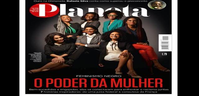 Yzalú, está entre as 7 mulheres mais influentes do pais, diz a revista Isto É Planeta.