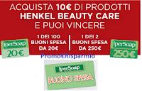Logo Il Beauty che ti premia in Ipersoap 2019'': vinci 100 buoni spesa da 20€ e 2 da 250€