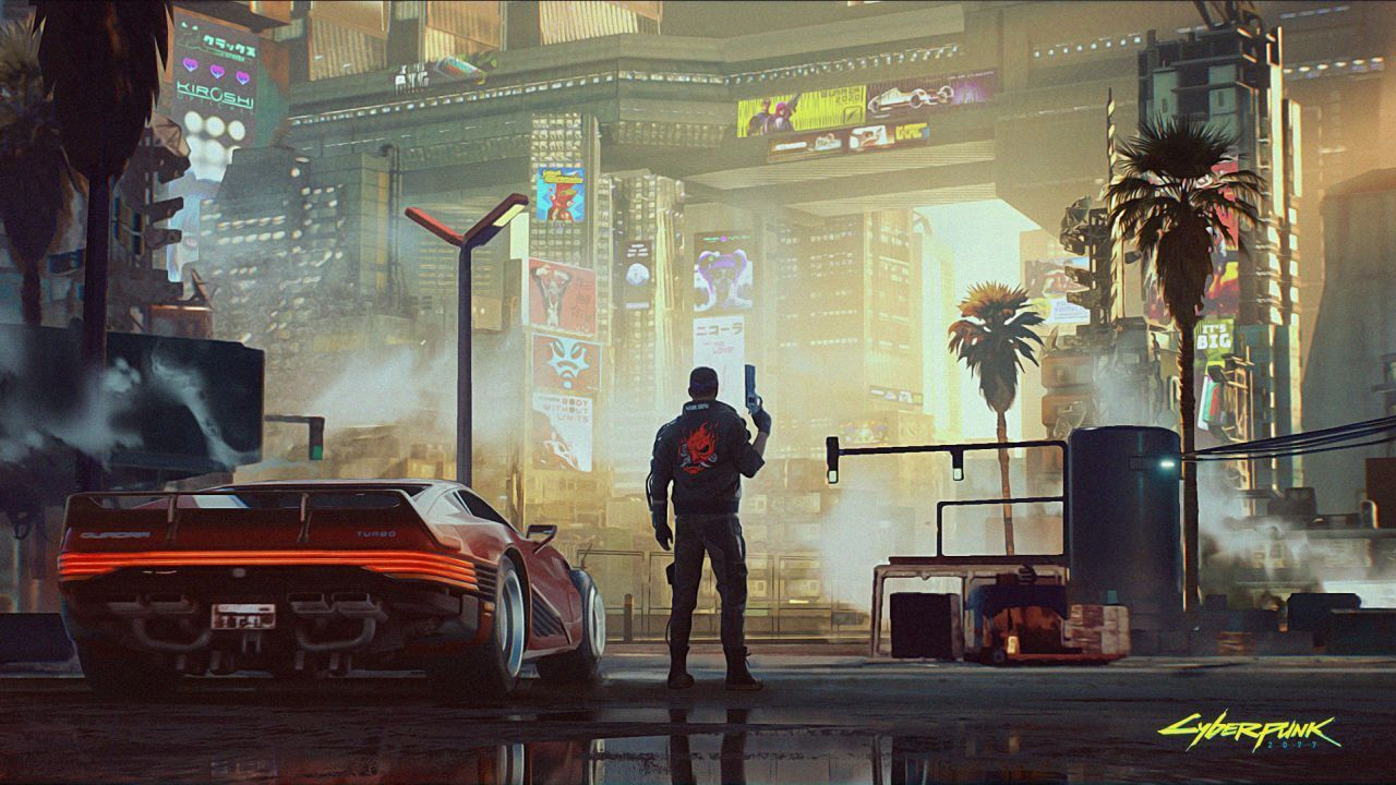 Cyberpunk 2077: Preload & exact release times are known