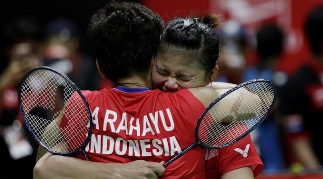 Indonesia Raih 3 Gelar di Turnamen Daihatsu Indonesia Master 2020