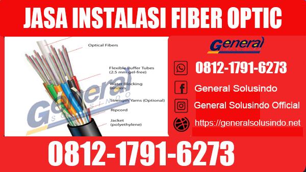 Jasa Instalasi Fiber Optic Bangkalan