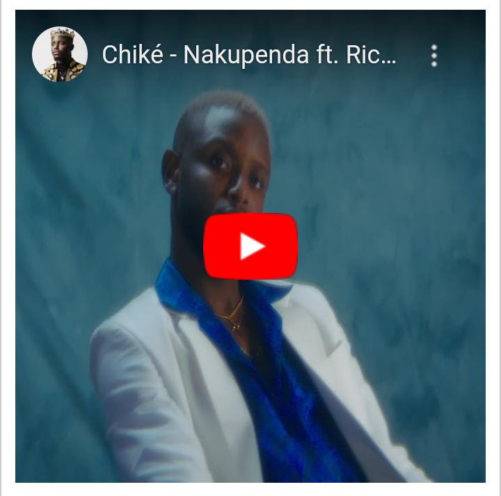 [Video] Chiké – Nakupenda ft. Ric Hassani #Arewapublisize