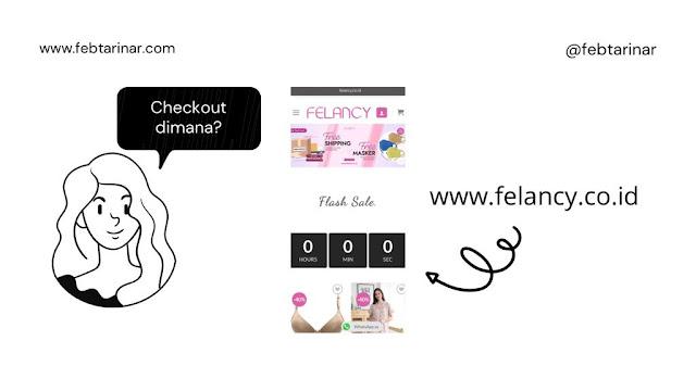 felancy full secret bra review