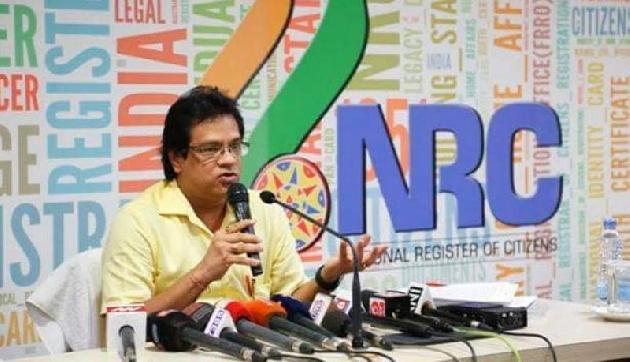 Assam Nrc head Prateek Hajela