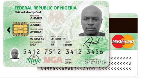 See How to Get Your National ID Card Online via NIMC Mobile App