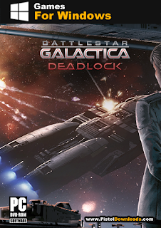 Download Battlestar Galactica Deadlock PC