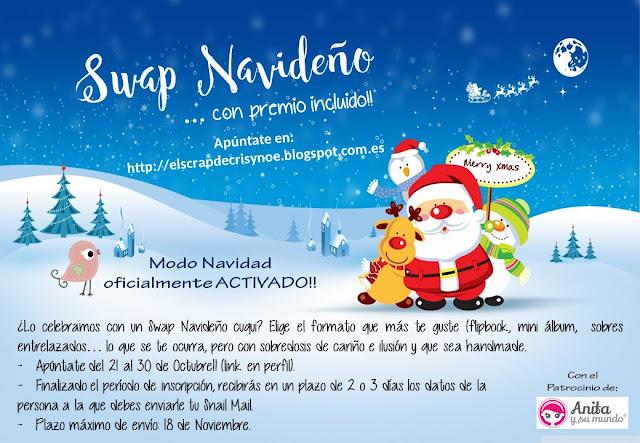 swap navideño