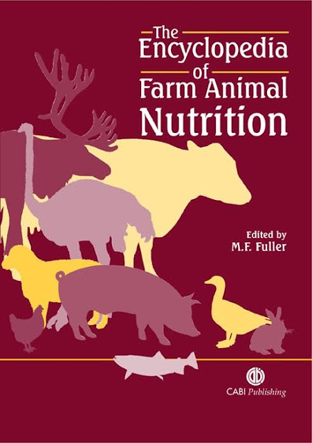 The Encyclopedia of Farm Animal Nutrition  - WWW.VETBOOKSTORE.COM