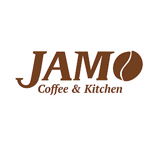 LOGO JAMO COFFEE AND KITCHEN LAMPUNG