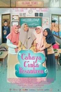 Download Film Cahaya Cinta Pesantren (2017) 480p Full Movie