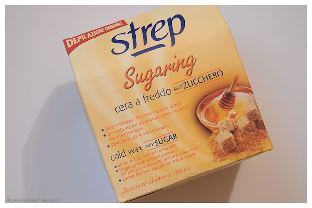 Strep Kit Sugaring