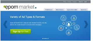 AD NETWORKS:Epom Market