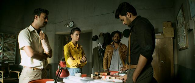 Agent Sai Srinivasa Athreya 2019 UnCut Hindi Dubbed 720p HDRip