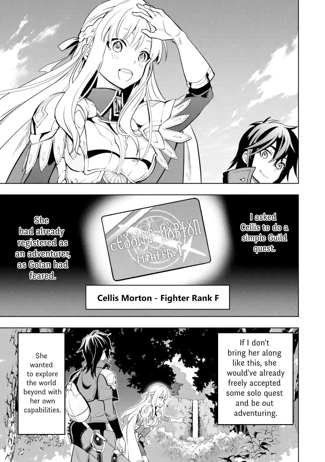 Koko Ha Ore Ni Makasete Saki Ni Ike To Ittekara Jyunen Ga Tattara Densetsu Ni Natteita. Chapter 4.4 gambar ke 6