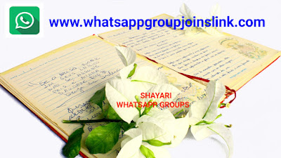 Shayari WhatsApp Group Joins Link 2019