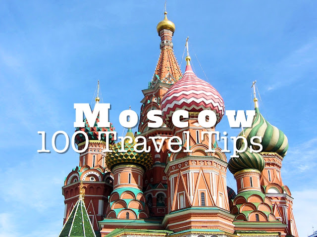 Moscow beautiful places