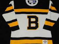 NHL CCM Heritage Jersey Collection - Boston Bruins Circa 1935