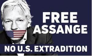 Castigar la libertad de expresión de Julian Assange