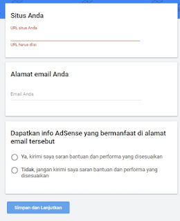 AdSense non hosted