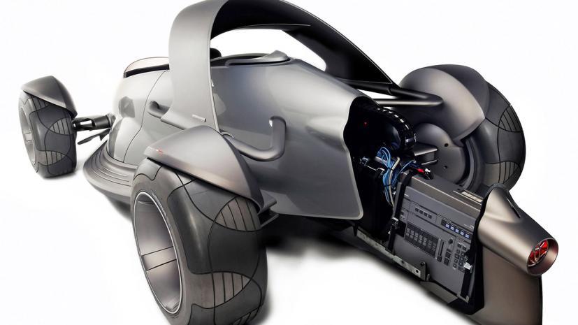 موتور ترياثلون ريس كار MTRC/Motor Triathlon Race Car