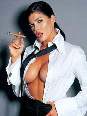 Sexy naked girls - Pamela David 1