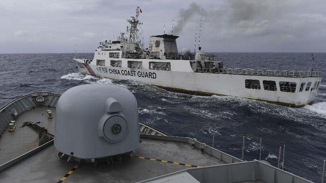 Malaysia Langsung Ambil Tindakan Tegas Usai Lihat Kapal China Masuki Wilayah Perairan Mereka