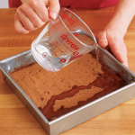Double-chocolate Pudding Cake - Step 6