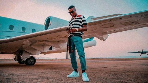 Wizkid show part of his new song title jah bless me