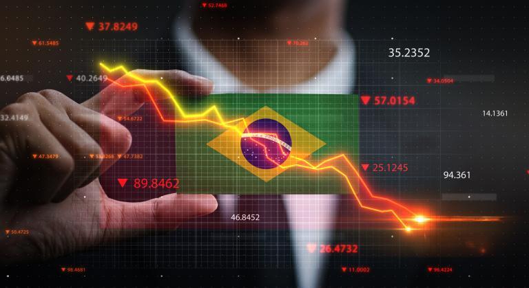 Proyección Economía Brasil