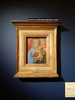Immagine di Madonna con bambino di Filippo Lippi