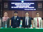 Gebrakan Akademik; FU UIN Bandung Gelar Munaqasyah Artikel Jurnal Ilmiah Pertama di PTKIN