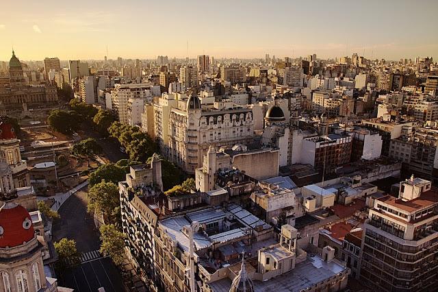 Mês de abril em Buenos Aires