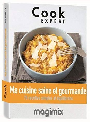 livre pour cook expert