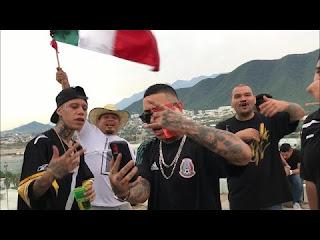 LETRA De México Song La Santa Grifa ft Santa Fe Klan