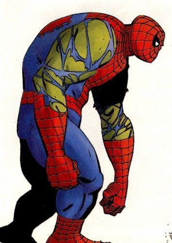 Homem-Aranha Hulk (1990)