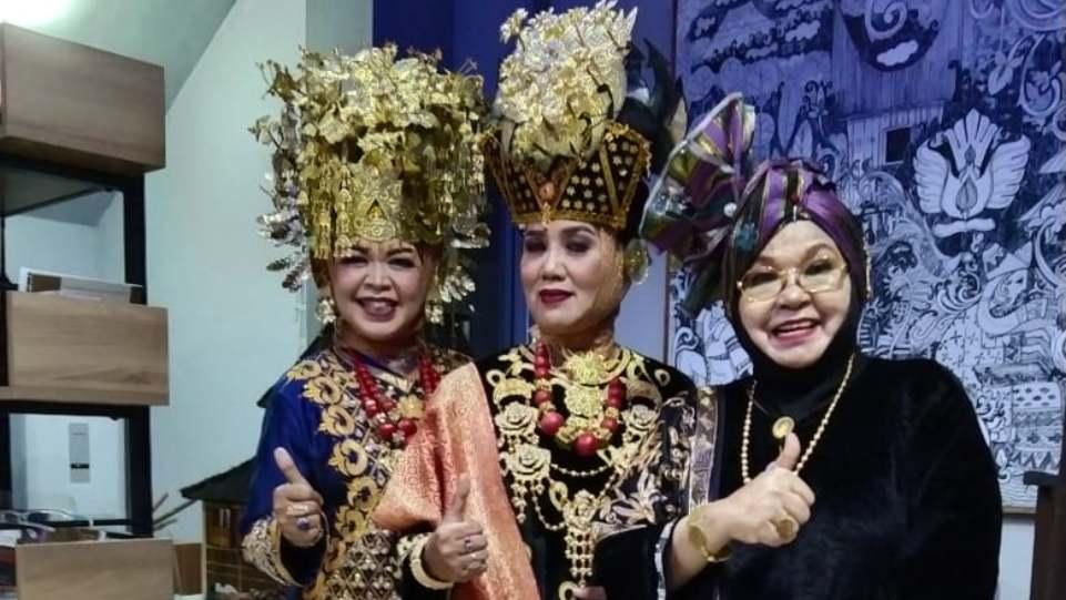 HWK Sumbar di Konser Minang Bersuara II. (Dok. Istimewa)