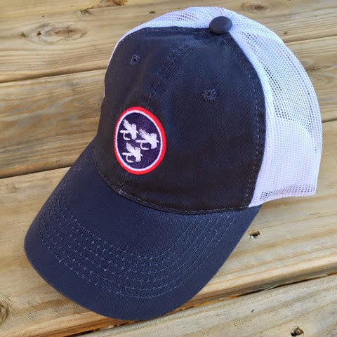 TN FLY CO Tri-Fly Logo Hat