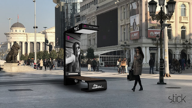 What Do Smart Benches and Other Charge Smartphones and E-Bikes?