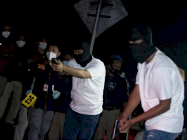 Protes Polisi Penembak Laskar FP1 Tak Ditahan, Azis: Sudah Tak Bisa Berkata-kata Lagi