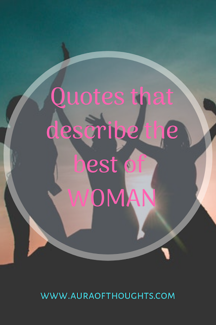 Quotes for Woman - MeenalSonal