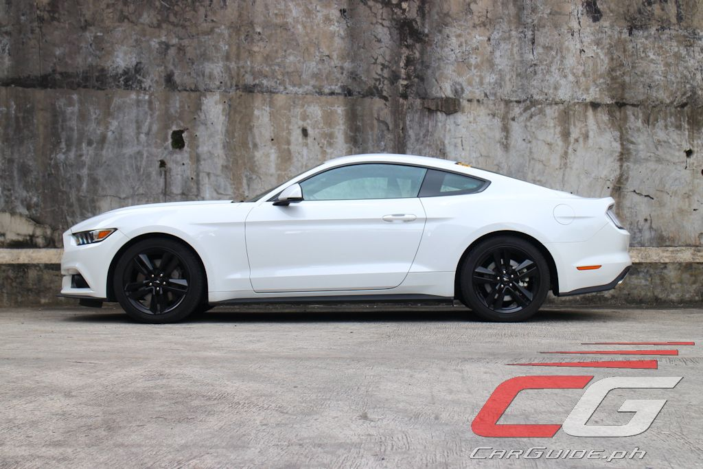Review: 2017 Ford Mustang 2 3 EcoBoost | Philippine Car News, Car